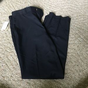 NWT Michael Kors blue dress pants 32x32